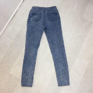 Highway Jeans Acid Wash Size 1 Jeggings HWY